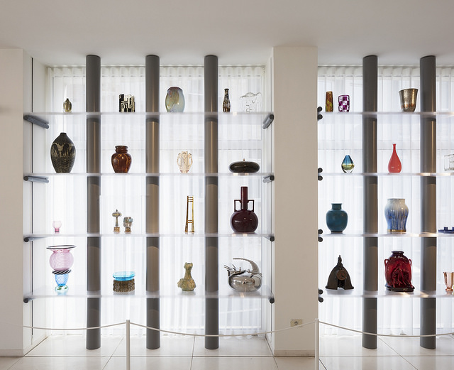 De Alonso International Glass Collection koestert een eeuw glaskunst